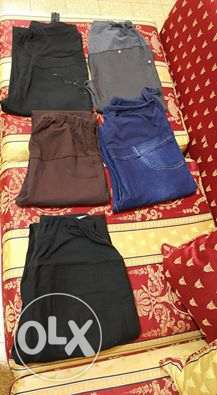 Pregnancy trousers 14$ each