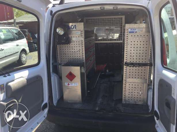 Renault Kangoo 4x4 Air Conditioner المتن -  3