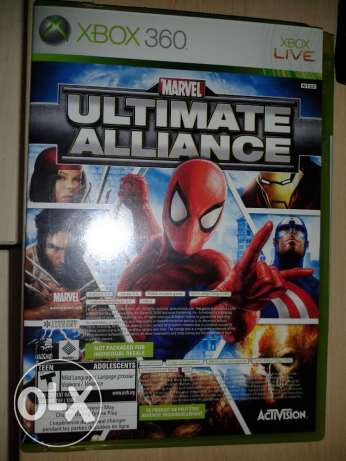 forza + ultimat alliance double feature xbox 360 original games