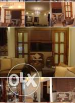 Fully furnished 120 m2 apartment for rent in mansourieh deychounieh