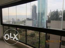 185sqm Unfurnished New apartment for rent Achrafieh Sioufi