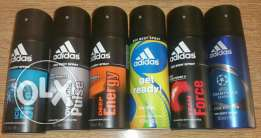Adidas 2016 Deodorants Spray - Per 1 Item