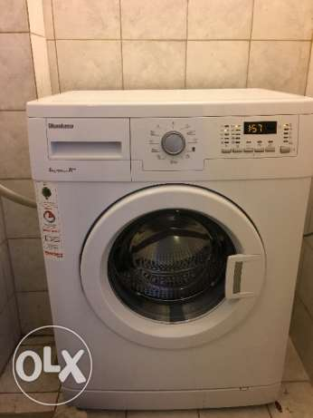 Washing machine - like new