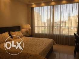 luxurious furnished apartment for rent near verdun beirut