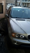 Bmw x5 2004 bronze and black leather y