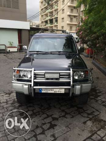 Pajero 3500 mod 1995 full options
