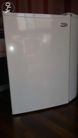 Campomatic white freezer