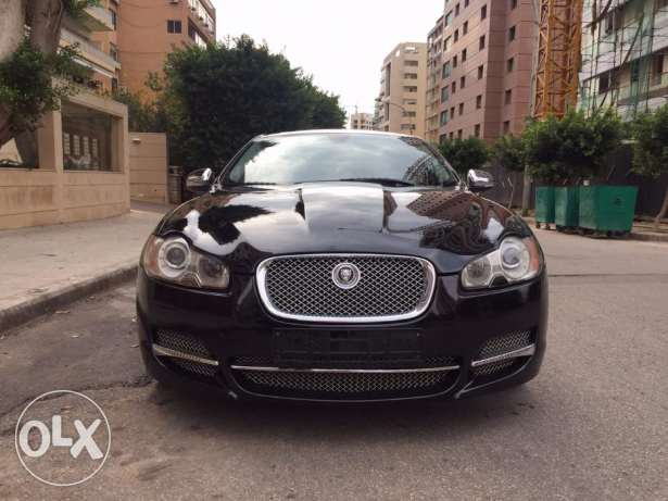 Jaguar XF Kit R 2010 Company Origin