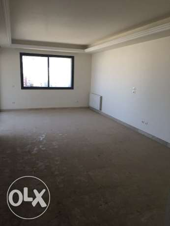 New 3 bedroom apt for rent in Zalqa with private parking + maid room