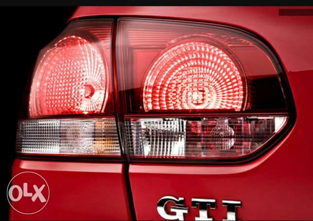 Golf GTI MK6 original rear lights
