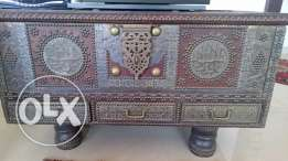 Bahraini Antique Box