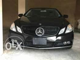 Mercedes-Benz E 350 Coupé aktar men ra2i3a