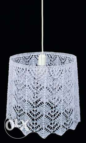 Hand made unique lamp shade