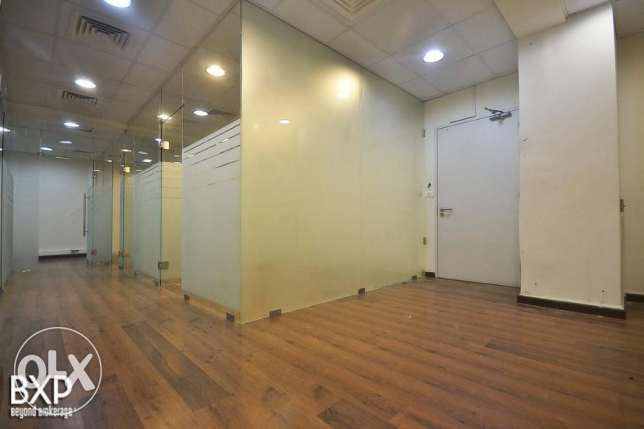 110 SQM office for rent in Beirut, DownTown OF4282