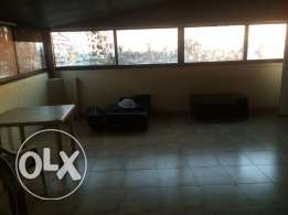 apartement for rent facing St paul hotel , near tabarja municipality