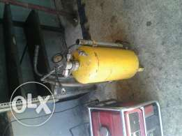Engine oil vacium