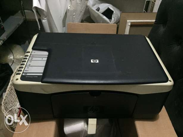 printer hp 3 in one