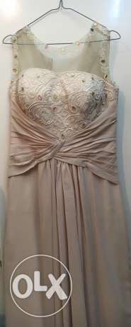 Beige Dress - New for sale