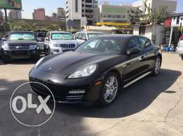 Porsche Panamera 4 2011 Black/Black in Excellent Condition!