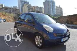 Nissan Micra Mod . 2005, Very Good Conditions !!