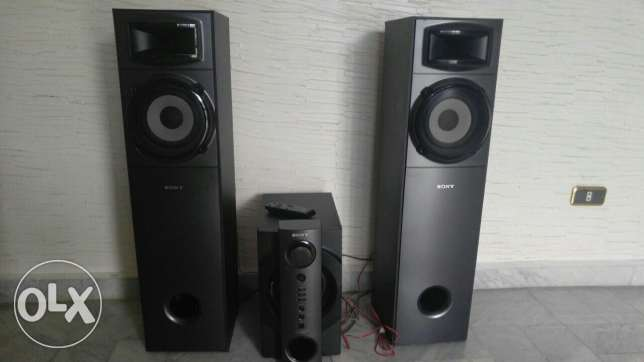 surround system sony