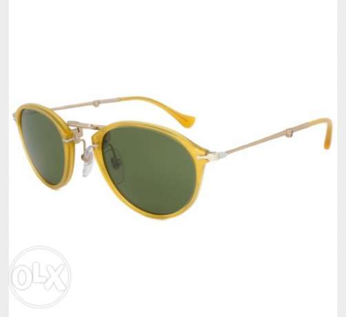 Persol round sunglasses circle