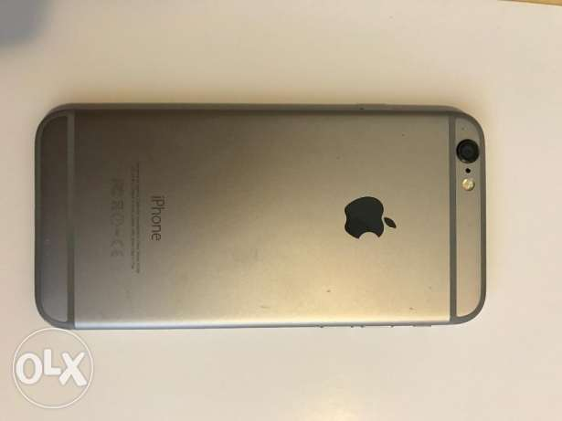 Iphone 6 Excellent Condition راس  بيروت -  2