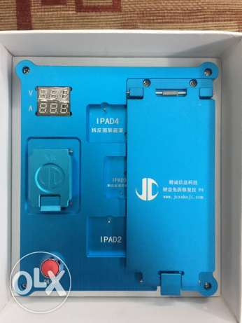 JC programmer for apple nand flash repair.