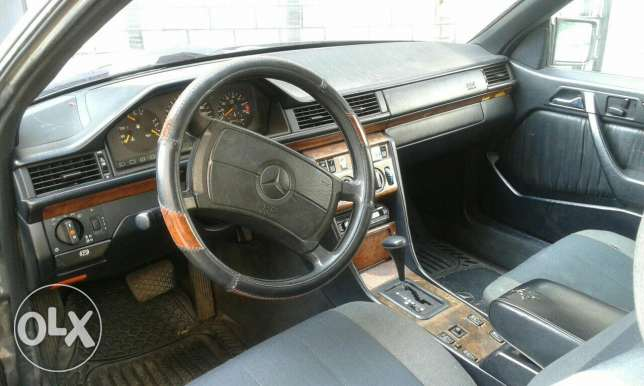 Benz 300 ce 6 cylender 1991 full غدير -  3