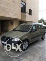 Renault Logan 2009 7 Seats