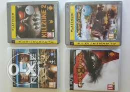 4 CD for ps3