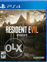 Resident Evil 7 Biohazard (not used)
