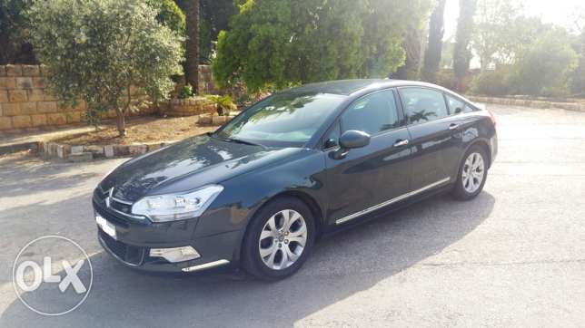 Citroen C5 2.0 16v mod 2009 like new 55000km