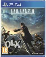 Final fantasy xv for sale 30$ or trade like new loc tripoli