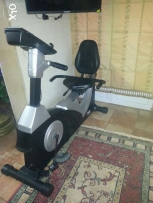 Fitness line exercise bike