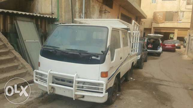 Toyota double cabin 4 sale