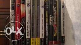 Ps3 games for sale or trade (alone or together)