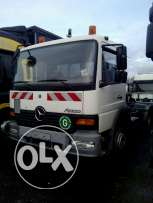 Mercedes Benz atego 2028 new from Germany
