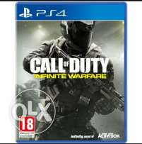 Call of duty iw for ps4