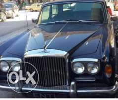 rolls royce bentley 1969
