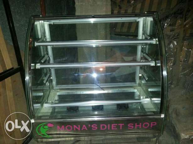 For sale lam refrigerater and cake refrigerater