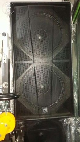 bass martin audio double 18