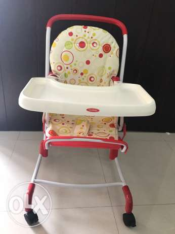 high chair verry good conditions