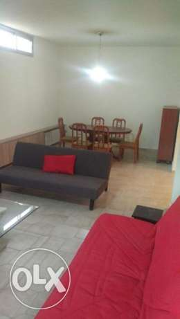 2 Bedroom furnished apartment in Awkar