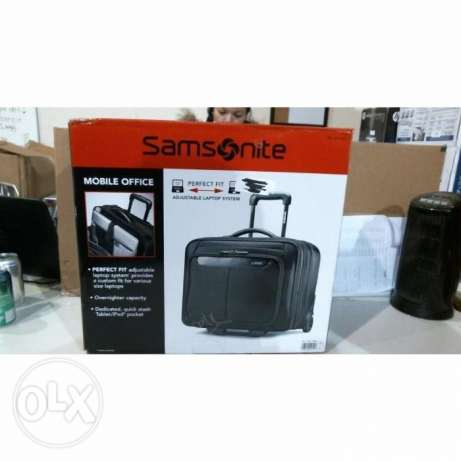 Original Perfect Samsonite Luggage