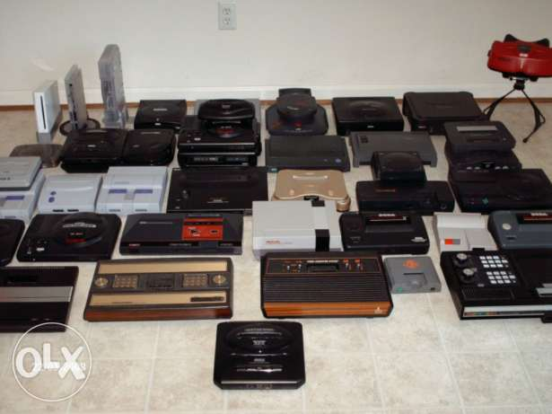 We buy and sell all retro games and consoles sega nintendo atari games