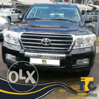 Toyota Land Cruiser V6 GX