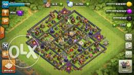 Clash Of Clans lvl150