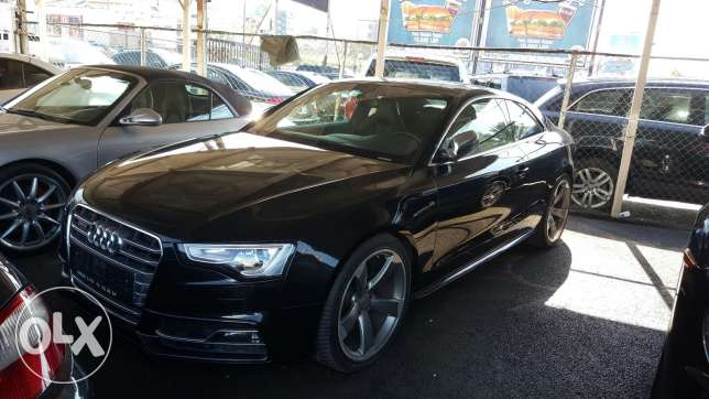 Audi s5 look rs5