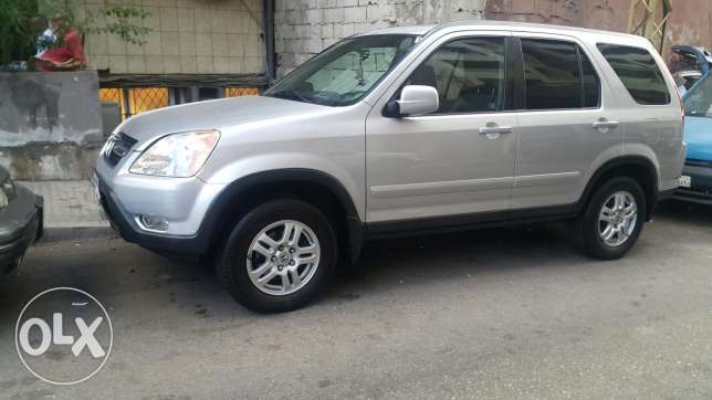Crv 4x4 ex full option very clean المرفأ -  5